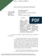 Confira a decisão de Marco Aurélio Mello na íntegra
