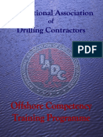 IADC Offshore Competency Programme - revision 009 - October 2007.pdf