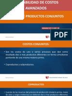 Costos de Productos Conjuntos