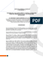 Proyecto Acuerdo Nº 003 Control Canino.docx