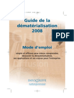 Guide de La Dematerialisation 2008