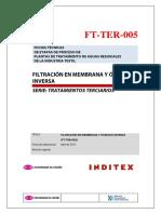 Filtración en membrana y ósmosis inversa.pdf