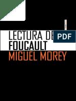 Morey, Miguel-Lectura de Foucault.pdf