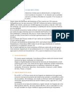 3. Definicion de Contaminación, Contaminación Del Agua y Contaminación Del Agua