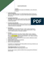 CLASES PSICOPATOLOGÃ_A para imprimir