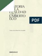 Lo Siniestro en Historia de la Fealdad -U. Eco-.pdf