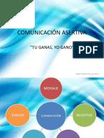 Copia de Comunicación Asertiva