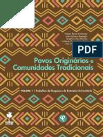 Povos originários e comunidades tradicionais - volume 1.pdf