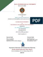 Internship Format (1)