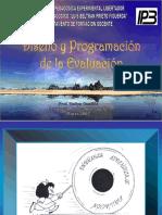 Diseño y Programacion de La Evaluacion