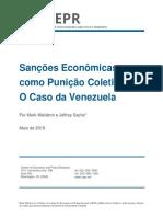 Sanções Econômicas como Punição Coletiva
