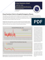 Drug Overdoses Data Brief April 2019