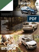 Catálogo Skoda Kodiaq España Julio 2019.pdf