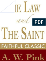 The Law and the Saint a. W. Pink
