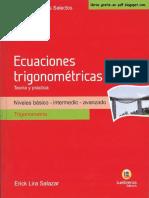 Temas Selectos - Ecuaciones Trigonometricas.pdf