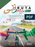 Campeonato Nacional de Ruta Villavicencio 2019