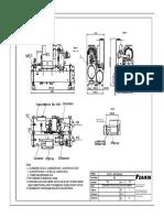 Dibujo - Chller 140 Tr - i