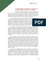 Antonio Bolivar Curriculum