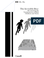 The Invisible Boy Report
