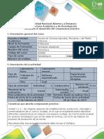 Guía Para El Desarrollo Del Componente Práctico - Actividad 4 y 5 - Desarrollo Del Componente Práctico