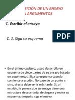 LA COMPOSICIÓN DE UN ENSAYO BASADO EN ARGUMENTOS.pptx