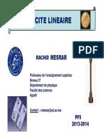 linéaire