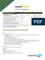 SAP S4HANA Procurement Upskilling for SAP ERP Experts FT