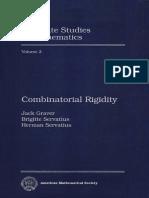 2. Combinatorial Rigidity.pdf