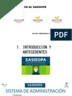 Presentación SASISOPA