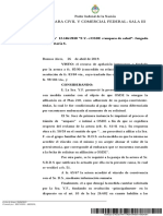 Sentencia Apelacion de Rechazo Medida Cautelar Concedida (1)