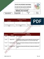 Manual de Calidad Desua-mc-sgc Versión 12 1