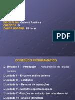 FUNDAMENTOS QUIMICA ANALITICA