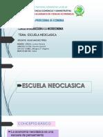 Escuela Neoclasista