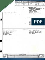Hunt v Weberman Docket Sheets