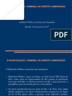 Slide d.penla e Processo Penal Ip No Brasil