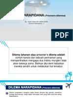 Dilema Narapidana- Ekonomi Managerial