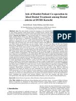 Article; Dentis patient cooperation.pdf
