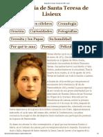 Biografía de Santa Teresita del Niño Jesús.pdf