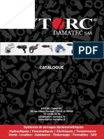Catalogue Hytorc Damatec