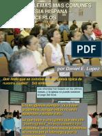 Los 7 Problemas Mas Comunes de Una Iglesia Hispana