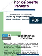 dependencias Normalizadoras 2018.ppt