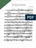 Fantasia Di Concerto (Boccalari)