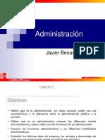 Cap.1 Que es administración?
