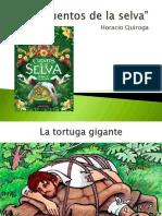 Cuentos de La Selva Contextualización de algunos cuentos.