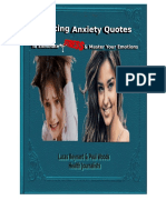 Fighting Anxiety Quotes to Eliminate Stress & Master Your Emotions