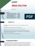 Ppt Labo Mecanica Turbina Pelton Grupo3