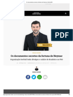 Os documentos secretos da fortuna de Neymar _ salário de + € 3 M_mês
