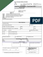 Anexo i - Formulario Alvara Simplificado