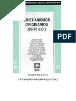 ribla 22 - cristianismos originarios.pdf