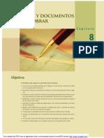 Cuentas y Documentos a Cobrar